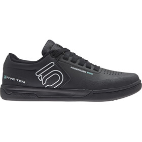 adidas Five Ten Freerider Pro Mountain Bike Shoes Women core black/crystal white/acid mint